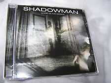 Shadowman - Ghost In The Mirror 2008 CD Melodic Hard Rock Steve Overland