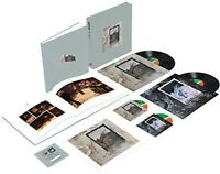 Led Zeppelin Led Zeppelin Iv 180gm box set deluxe 2 LP + 2 CD NEW sealed