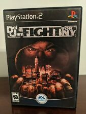 MINT Def Jam Vendetta/ Fight For NY PlayStation 2 PS2 NTSC