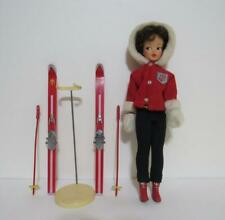 Vintage Ideal Tammy Doll with Original Snow Bunny Ski outfit, BS-12 Head