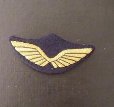 Insigne pour casquette, original, Armée de l'Air, service général, 1940-50