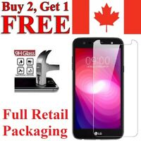 Premium Tempered Glass Screen Protector for LG X Power 3 & LG X Power 2