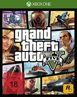 GTA 5 Grand Theft Auto V (Xbox One) (NEU & OVP) (UNCUT) (Blitzversand)