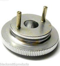 L4270 1/10 or 1/8 Scale RC Nitro Engine 2 Shoe Pin Clutch Flywheel Alloy Silver
