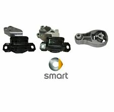 KIT 3 SUPPORTI MOTORE MALO' SMART FORTWO COUPE' 1.0 (451) 24302/24303/243031