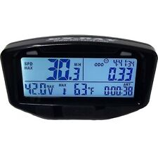 Club Car Golf Cart Precedent Digital EX-Ray Speedometer Kit Multi-Function