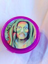 Rasta Marley Peace Hippy Love Herb Spice Tobacco Grinder BUY 2 GET 1 FREE!