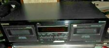 Onkyo TA-RW244 Stereo Dual Double Cassette Player Recorder, Tested & Working