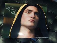 Robert Pattinson Hand Signed Harry Potter Twilight