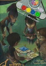 Libro de juegos. NUEVO. Nacional URGENTE/Internac. económico. LITERATURA INFANTI