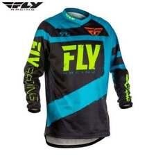 Jersey de motocross Fly color principal azul