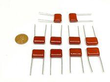 10 Pieces metallized Polypropylene  film capacitor radial  684j 400v E21