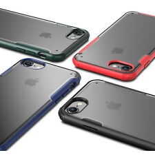 For iPhone 6 7 8 Plus X XR XS MAX 11 Pro Max Matte Clear Shockproof  Case Cover