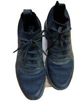 Adidas Mens Tour 360 Knit Golf Shoes Black/Black Orig $180 Size 8.5M