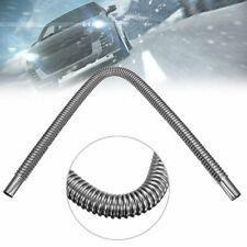 Stainless Steel Car Parking Air Exhaust Pipe Heater Tank Diesel Gas Vent Hose