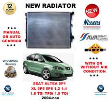 Para Seat Altea 5P1 XL 5P5 5P8 1.2 1.4 1.8 TSI TFSI 1.9 Tdi 2004- > en Radiador