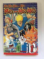 Bobobo-bo Bo-bobo  Vol.1 2009 by Yoshio Sawai  Paperback Book Collectible