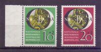 Bund 1951 - MiNr. 141/142 postfrisch** geprüft Top-Quali. - Michel 90,00 € (483)