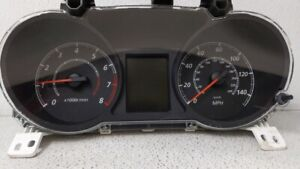 2014 Mitsubishi Lancer Speedometer Instrument Cluster Gauges 8100c034 90386