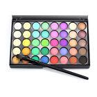 120 Color Shimmer Eye Shadow Eyeshadow Palette Makeup Powder Flexibility LastRH8
