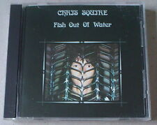 CD    ***  CHRIS SQUIRE. FISH OUT OF WATER  *** MADE IN JAPAN / FIRST PRESSING