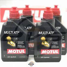 Olio Cambio Automatico e Differenziale MOTUL MULTI ATF 100% Sintetico 4 Litri