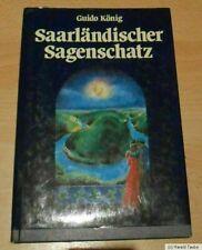 Saarländischer Sagenschatz Saar Saarland Sagen Legenden - B1015