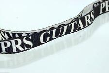 Prs Guitars Paul Reed Smith Logo Neck Lanyard Extremely Rare New Ships Worldwide