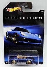 Porsche Tourenwagen- & Sportwagen-Modelle von Hot Wheels