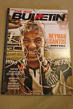 The Red Bulletin 12/2011 Neymar Santos