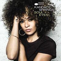 Kandace Springs - Soul Eyes [New CD]