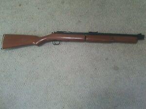 Benjamin Sheridan C9A 5mm Pump .20 caliber Pellet Rifle POWERFUL SHOOTS GREAT