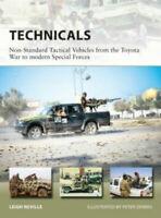 Osprey Technicals Non Standard Tactical Vehicles New Vanguard 257 DAMAGED