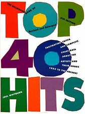 The Billboard Book of Top Forty Hits by Joel Whitburn