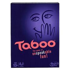 Taboo The Game of Unspeakable Fun 2013 Hasbro