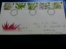 Great Britain - 1993 - Orchids FDC