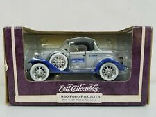 ERTL Collectibles 1930 Ford Roadster Die-Cast Metal Vehicle MIB 1/25 scale