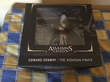 ASSASSINS CREED BLACK FLAG EDWARD KENWAY FIGURE, NEW