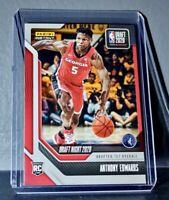 Anthony Edwards Rookie RC NBA Logo 2020-21 Draft Night Limited & Numbered