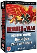 Heroes of War Collection Volume 3 Region 2