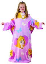 Disney Princess Royal Sleeved Fleece Blanket 90cm X 120cm