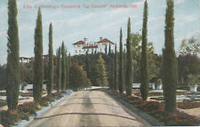 B9226  1910 POSTCARD REDLANDS CA STERLINGS HOME LA CASADA