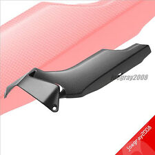 RC Carbon Fiber Belly Pan Lower Side Fairing DUCATI Monster 1200 R S Stripe
