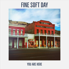 FINE SOFT DAY - YOU ARE HERE - CD ALBUM our ref 1761