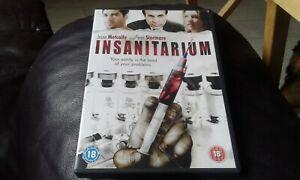 Insanitarium (DVD, 2008) REG 2