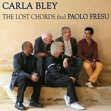 CARLA BLEY - The Lost Chords Find Paolo Fresu (CD, 2007,  ECM) NEW, SEALED