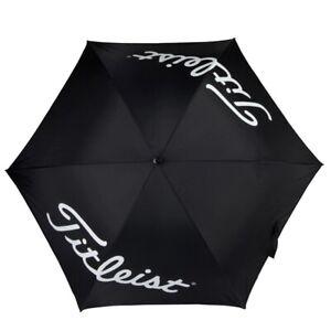 Titleist Players Single Canopy Golf Umbrella Black TA20PLSCU-01 New 2020