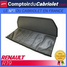 Filet anti-remous coupe-vent, windschott Renault R19 cabriolet - TUV