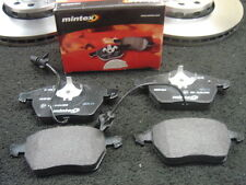 AUDI A4 A6 VW PASSAT BRAKE PADS MINTEX FRONT WITH WIRE
