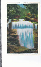 Dome Falls  Great Smoky Mountain National Park  Unused  Postcard 5304
